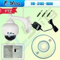 MIni speed dome IP camera  with WIFI,shipping free