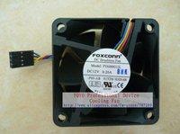 Original Foxconn PVA060G12L 6025  12V 0.20A  CPU Cooler Cooling Fan