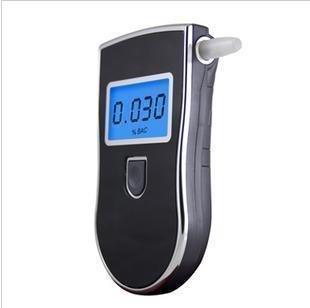 Wholesale - Prefessional Digital Breath Alcohol Tester Breathalyser. Alcohol tester.10pcs/lot(China (Mainland))