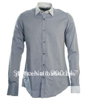 men's trendy business dess shirt