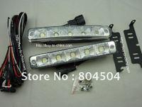free shipping 5pcs 5w LED daytime running lights