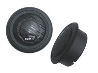 Car Tweeter! NBN 25mm SILK-DOME Tweeter Speaker for car,150W max! Free shipping!!