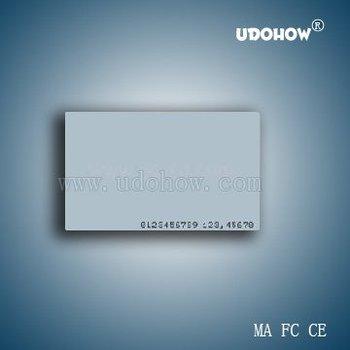 RFID thin card