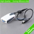 High quality USB 2.0 To VGA Multi-Display Adapter Converter,USB to VGA Adapter Cable Free Shipping DHL HKPAM CPAM UPS(China (Mainland))