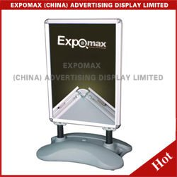 Free Shipping To US! A1( E13A01 )windmaster, outdoor poster board advertising board(China (Mainland))