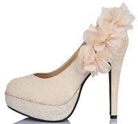 Туфли на высоком каблуке New Models 2012 Thin Heels Sexy Ladies Fashion Party Pumps Shoes 14CM Heeled Shoes for Women CC247