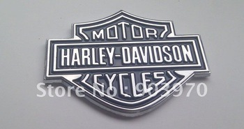 Free shipping& Auto body stickers / custom design stereo car Logo stickers /3D stereo car stickers