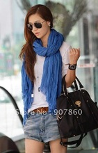 Hot sales !! Wholesale newest design scarf autumn and Winter new fashion scarf  / 12pcs/1 lot(China (Mainland))