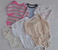 Free shipping - wholesale Fashion Baby Ha Clothing baby lovely Bodysuits 25pcs/lot many colors random