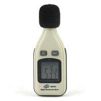 Free shipping/Digital Sound Noise Level Meter Tester Decibel Pressure@526