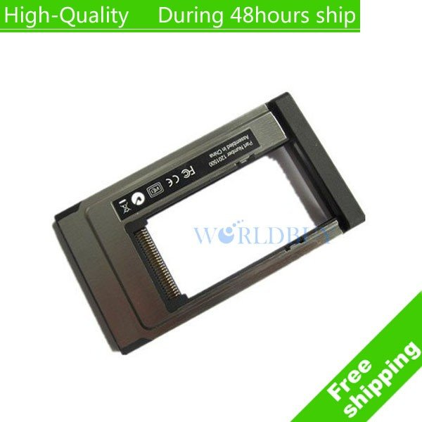 High Quality Express Card to PCMCIA PC Adapter Card Free Shipping UPS DHL EMS HKPAM CPAM(China (Mainland))