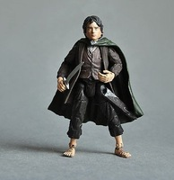 2014 Free shipping The Lord of the rings the Hobbit Frodo. figure/toys for children,kids hot toys/Christmas ,New Year gift