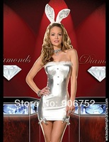 Cheap,Rabbit Fancy Dress,Exotic Apparel,Sexy Costumes $200 discount 3%