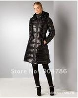 Women's long garments wear cotton Weskit gilet waistcoat Vests Vest down feather coats eiderdown Down Jackets lady jacket fur