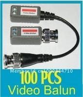 1 Channel Passive UTP Video Balun, Video Transceiver, Twisted Pair Transmitter  Video Balun