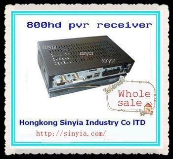 Latest Version DVB 800 HD PRO 800hd BL 82 Sim 2.10 satellite receiver for dm800hd Free shipping -Joffie