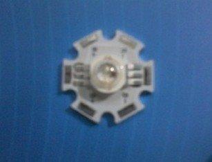 3W RGB LED 6 Pins High Power 3Watt LED Lamp Beads DIY