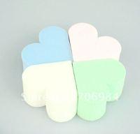 24/lot NR Soft Make Up Songe Face Powder Puff Facial Face Sponge Makeup Cosmentix Powder Puff HS4