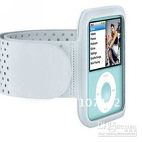 Wholesale Mp4 Armband Case For Nano ArmBand Cover For ipod Nano Armband Sleeve For Nano 3rd Black Color Delivery Fast