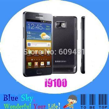 original phone samsung galaxy S2 i9100 cellphone samsung phone dual core refurished new phone