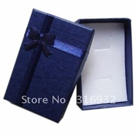 E5 12pcs /lot Gift box, jewellery paper box, jewelry earrings necklace ring packing box, gift bag, free shipping
