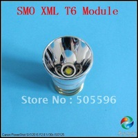 Wholesale Free shipping,40pcs/Lot Cree XML T6 1000 Lumen SMO 1 Mode Module