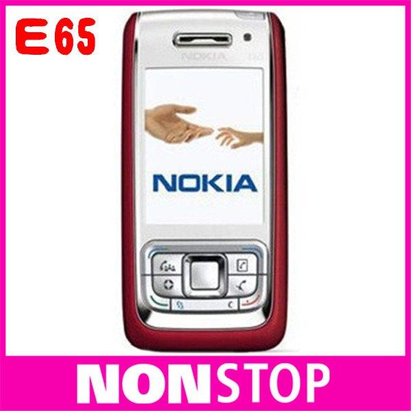 Туры выходного дня. brand original nokia E65 cell phones, unlocked 3G NOKIA