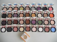 Free Shipping Cream 12 Color Eyeshadow ( 120pcs/lot ) 5 diff color