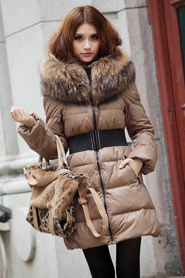 Womens Duck Down Jacket | Outdoor Jacket