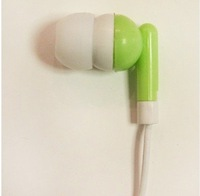 Free Shipping Earphone For iphone Or Ipod