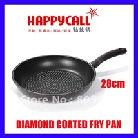 "20pcs/ lotHappy Call Diamond Coated Fry pan Skillet ""FREE SHIPPING"""