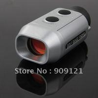 Promotion !High Quality 7X Digital Golf Range Finder Golfscope Golf SCOPE + Bag