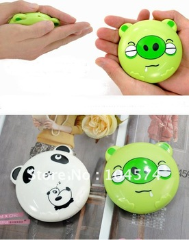 Free shipping Cute Animal USB Warmer,Cartoon USB Warmer,Pig/panda,Christmas Gifts