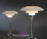 Hot Selling Free Shipping Fashion Modern Classical PH Table Light,Table Light