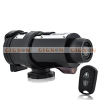 HD 720P Action Video Waterproof  Sports Camera with Remote Control