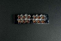 Contemporary crystal wall lamp 1047/2