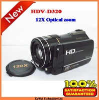 Free shipping 20MP original Digital HDV-D320