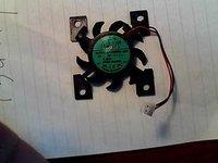 Original ADDA Cooling fan5V AP4505MX-G90 0.09A Cooling Fan