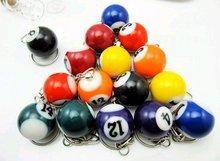 popular billiard ball colors