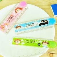 HOT SALE! Cartoon Ruler/Lovely straightedge/Straight Ruler