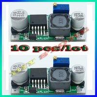 Wholesale 10pcs/lot S2 DC-DC StepDown Adjustable Power Supply Module LM2596+Free shipping-10000018