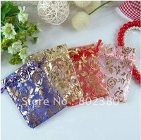 Free shipping 100pcs/lot Joyful candy bags Gauze bag Joyful candy bags fashion  candy bag