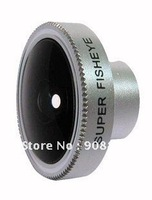 185 degree detachable fisheye lens for cell phone camera. mobile phone camera