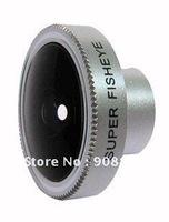 185 degree detachable fisheye lens for cell phone camera. mobile phone camera