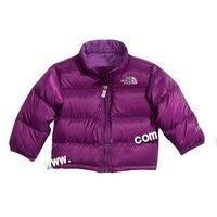 In stock ----Baby Girls' coat kids cotton waterprof thicken Coat down Girls long sleeve girl outwear 1130B yql