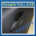 Free shipping wholesale 1.27X30M 3D Carbon Fiber Film Car Vinyl Wrap