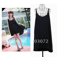 New Arrival Holiday  Dress,Beach Dress,Bikini Wrap,Sexy Summer Dress,Black,10pcs/lot,DX021