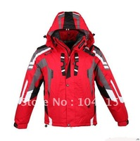 on sale  mens Ski jacket, ski jacket for men ,Backpaddle jacket waterproof windproof mens winter jacket , free shipping