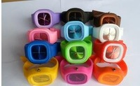 2011Hot sale!!silicon jelly watch, colourful candy watch, hot sale sport watch