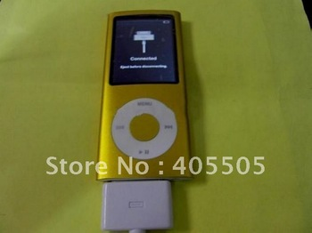 5th gen MP3 MP4 player 16GB 2.2 LCD Cheap Digital MP4 player Camera video Touch scroll shake song